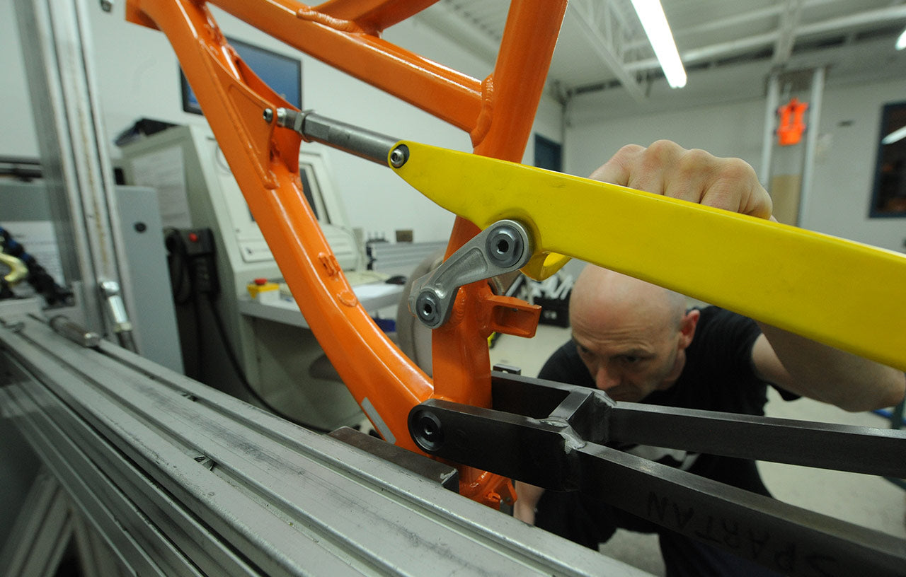 Devinci Cycles - In The Factory