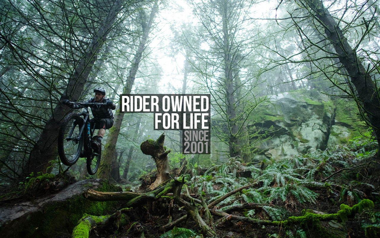 Transition Bikes - Rider Owned For Life