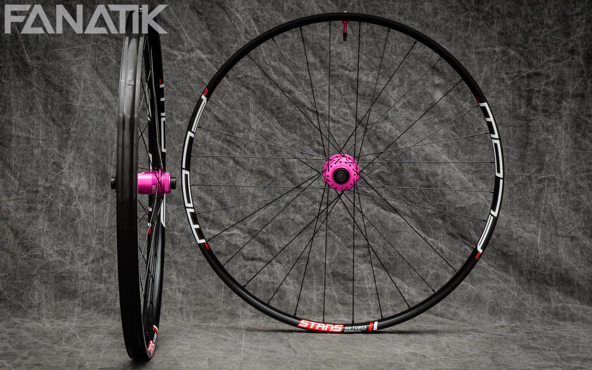 Stan's Flow MK3/Industry Nine Hydra Classic Custom Wheelset