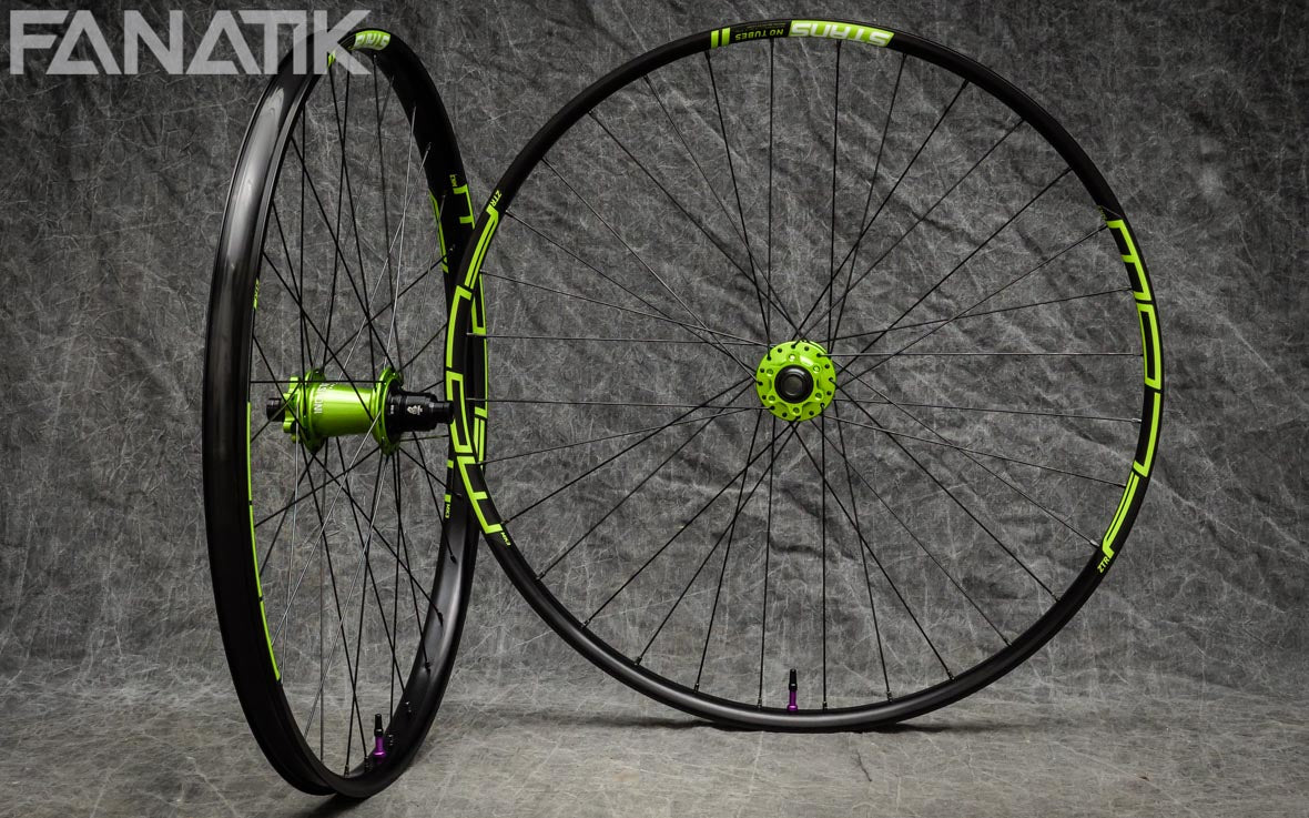 Stan's MK3/Industry Nine Hydra Custom Wheelset