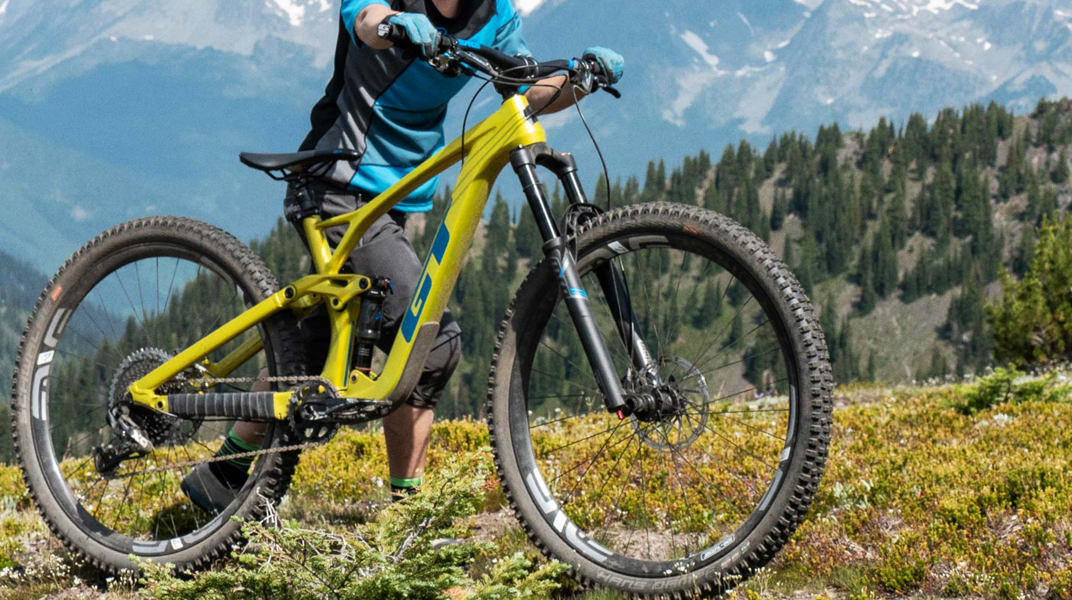 GT Bicycles - Sensor 29