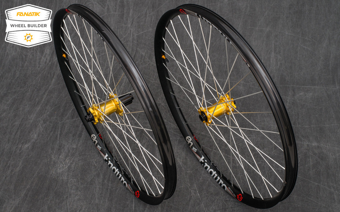 Industry Nine Enduro 305 Custom Wheelset
