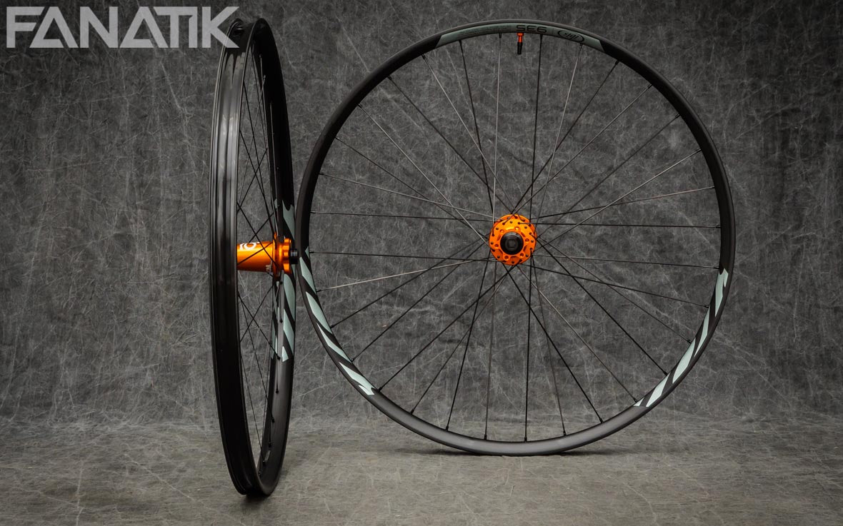 Ibis 935/Industry Nine Hydra Custom Wheelset