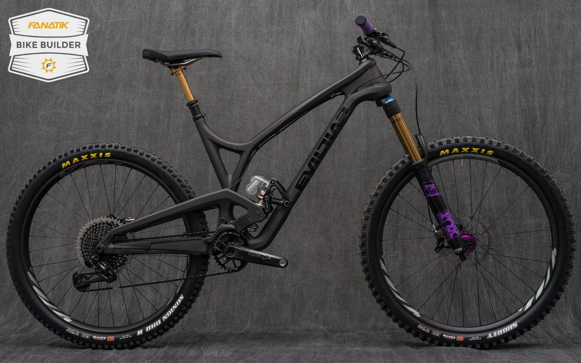 Evil Insurgent Fanatik Bike Co Custom Mountain Bike