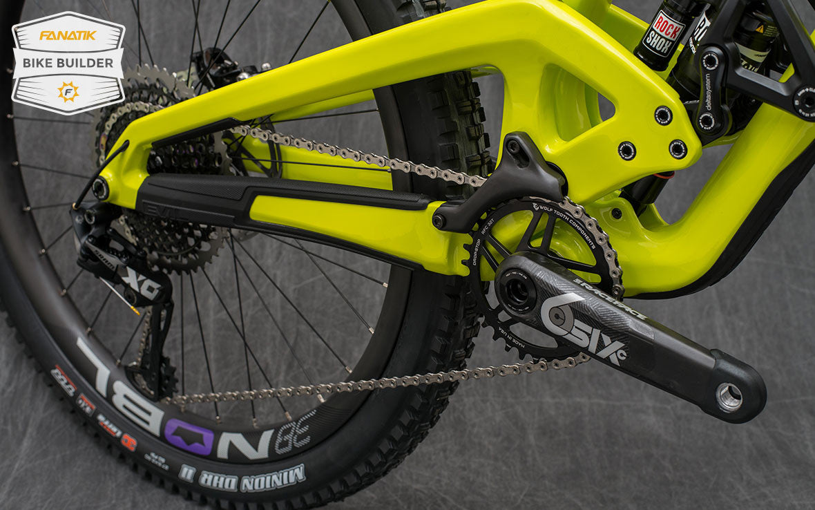 Evil Insurgent Custom Mountain Bike - Fanatik Bike Co.