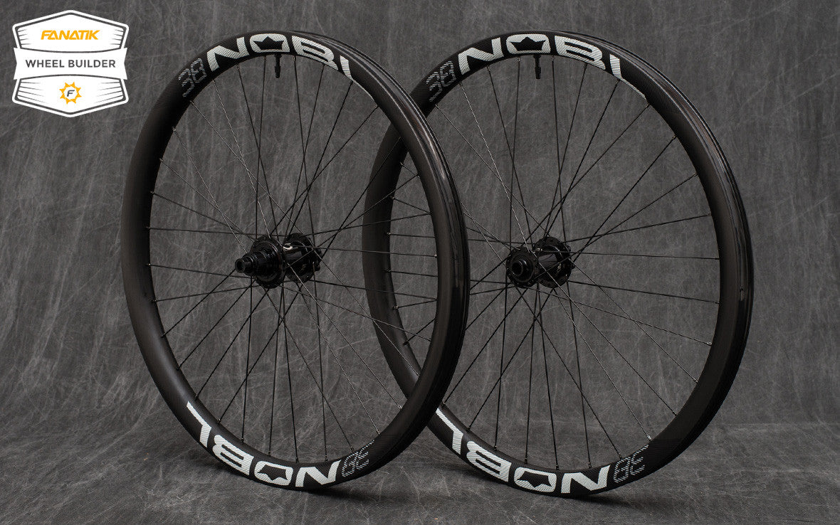 Nobl TR38 / I9 Torch Custom Wheelset