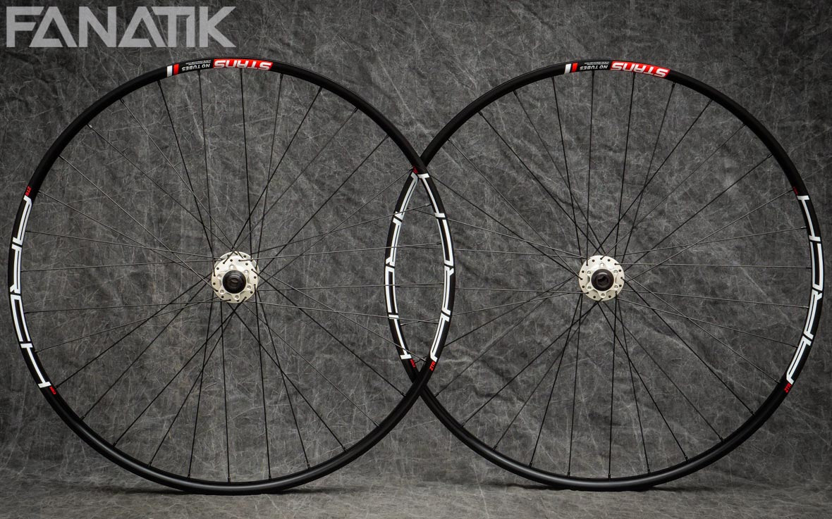 Stan's Arch MK3/Industry Nine Torch Custom Wheelset