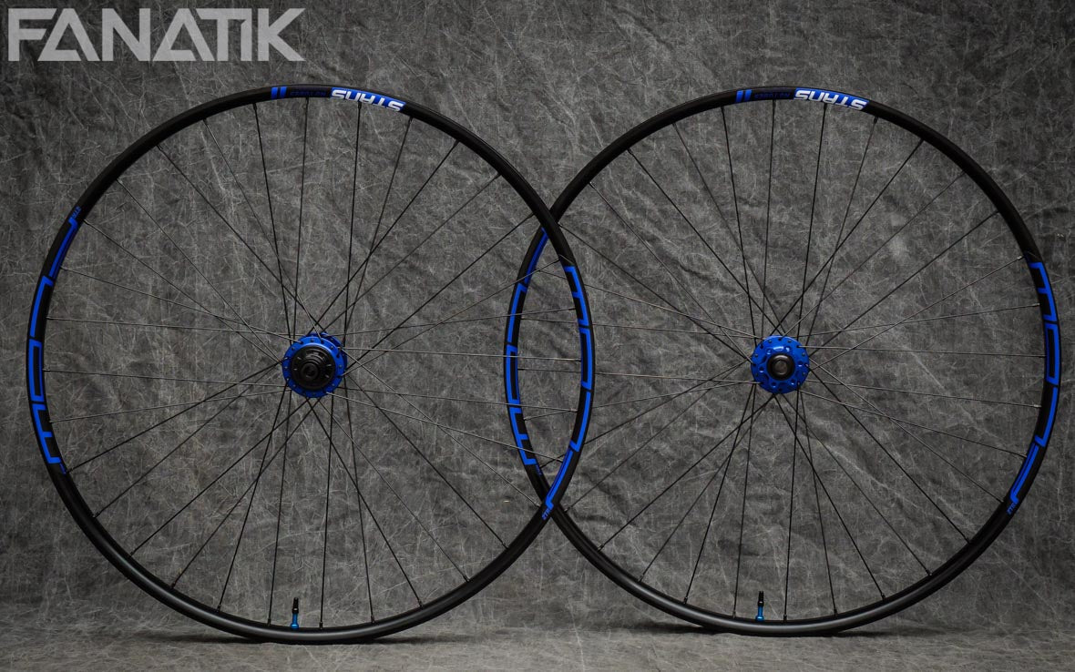 Stan's Flow MK3/Industry Nine Hydra Custom Wheelset
