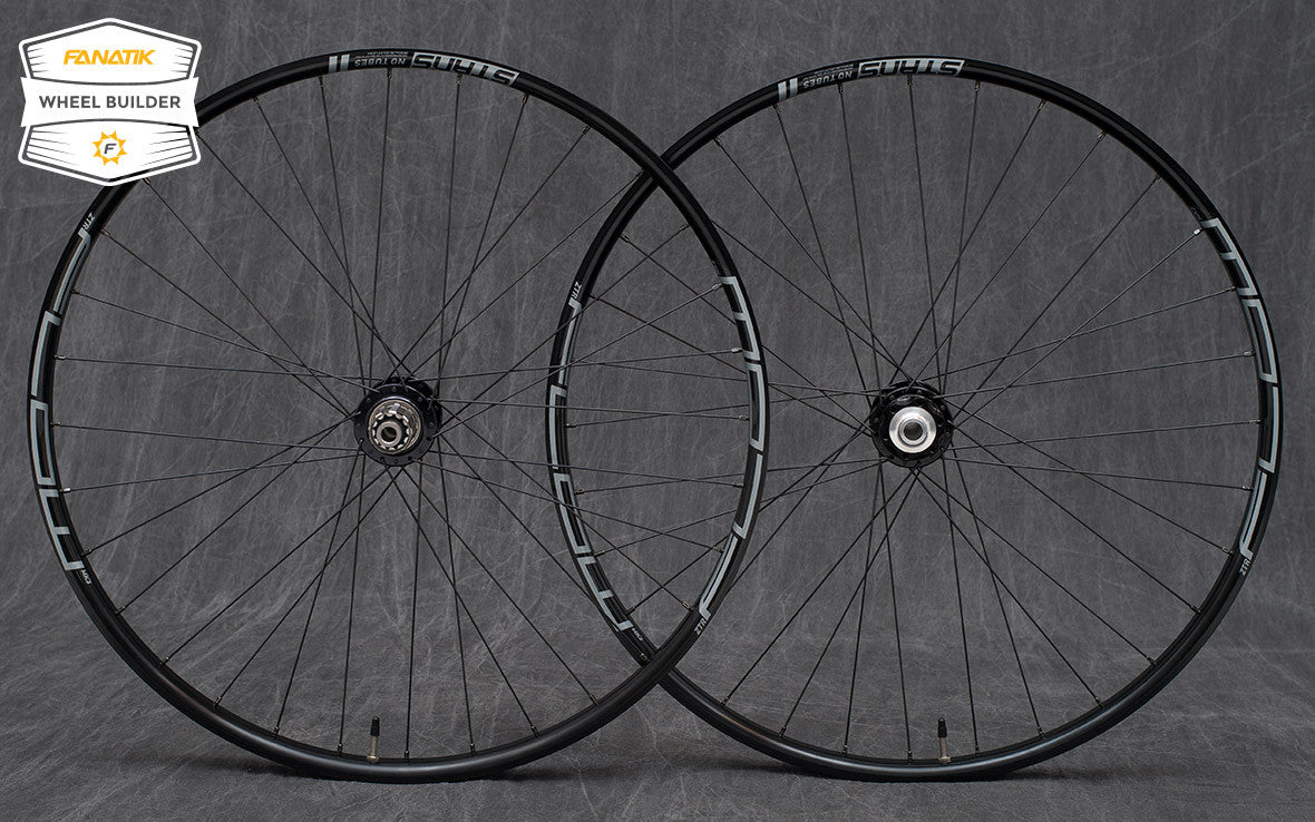 Stan's MK3 / Chris King Custom Wheelset - Fanatik Bike Co