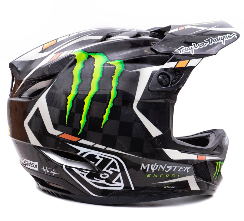D4 Carbon MIPS Helmet - Monster LTD