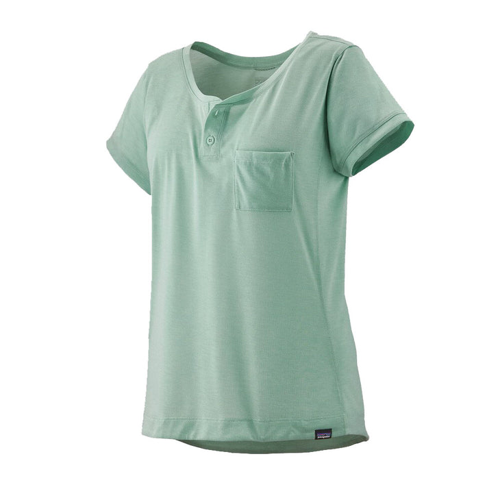 Women's Capilene Cool Trail Bike Henley