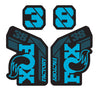 38 Factory Decal Set / Matte Finish