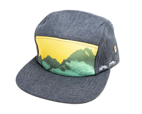 Alpine Glow 5-Panel Hat - 2018