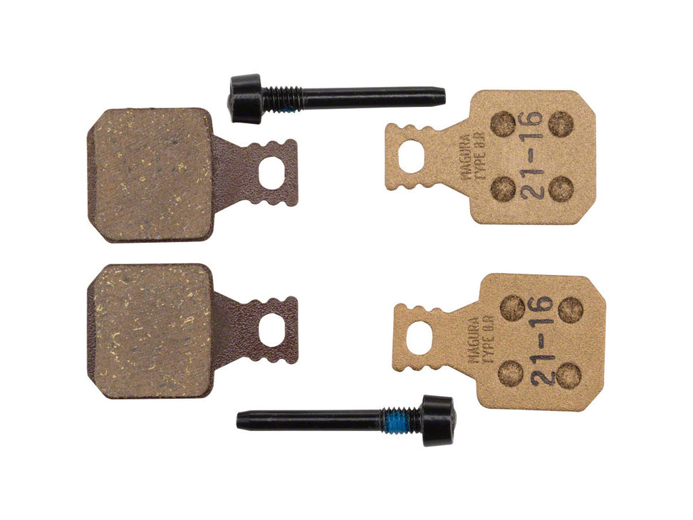 8.R Race Compound Disc Brake Pads
