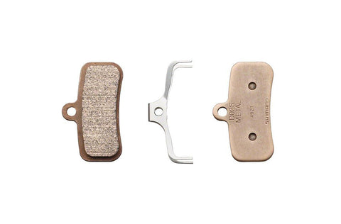 D02S Metal Disc Brake Pads