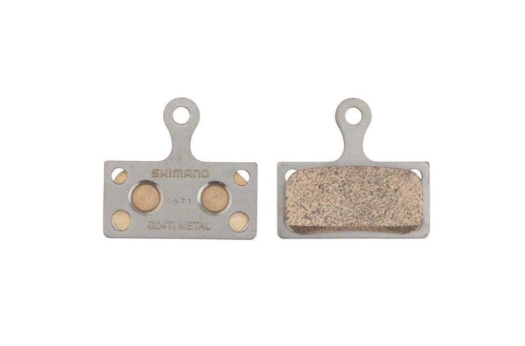 G04Ti Metal Disc Brake Pads