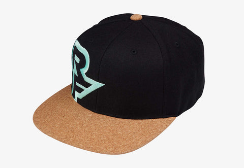 Corked Snapback Hat