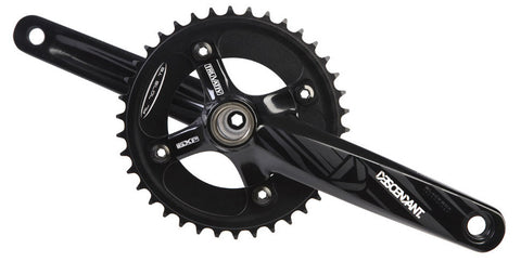Descendant GXP 165mm Crankset