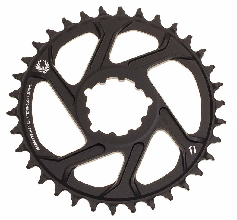 X-Sync 2 Eagle Chainring - 3mm Offset