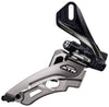 XTR M9020 2x11 Side-Swing Direct Mount Front Pull Front Derailleur