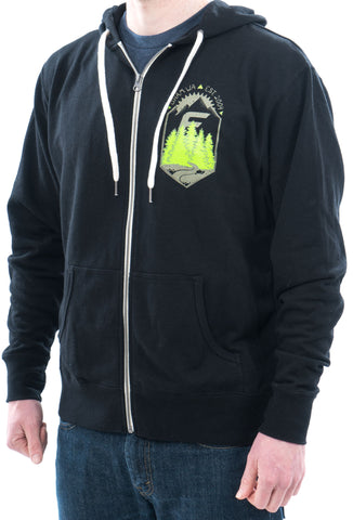 Forest Emblem Hoodie