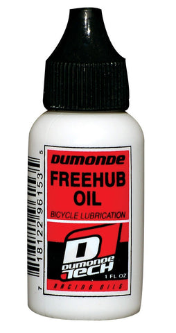 Dumonde Freehub Oil 1oz