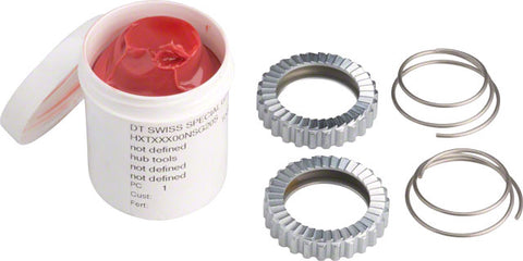 36t Ratchet/Spring/Grease Kit