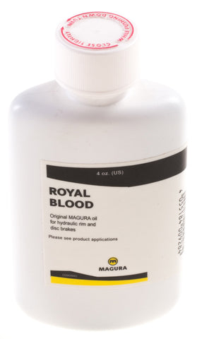 Royal Blood Disc Brake Mineral Oil - 4oz