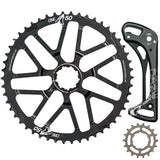 OneUp Components 50T+18T Shark Sprocket and Cage