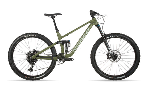 "Sight A2 29"" Complete Bike - 2020"