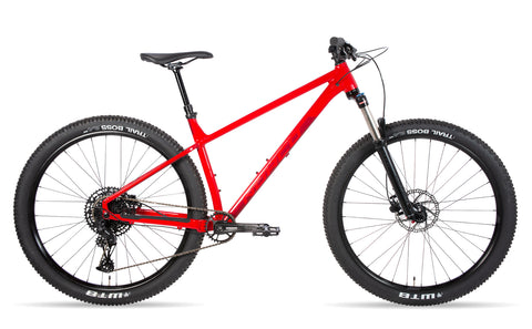 "Fluid HT 2 27.5"" Complete Bike - 2020"