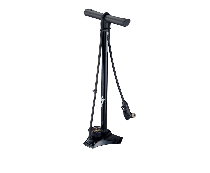 Air Tool Sport Switchhitter II Floor Pump