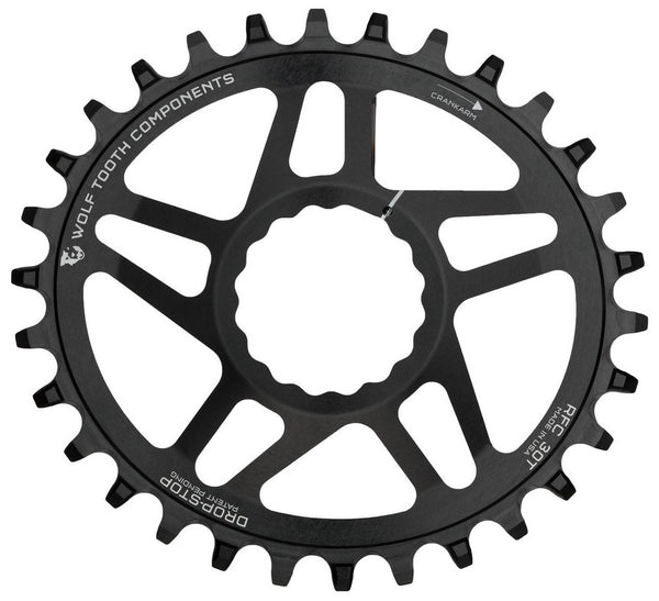 Oval Cinch DM Drop-Stop Chainring