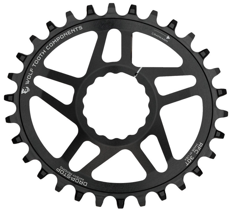 Powertrac Elliptical Cinch DM Chainring