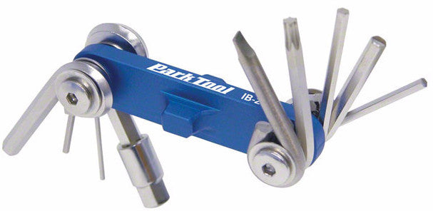 I-Beam Mini Fold-Up Hex Wrench/Screwdriver/Torx Set