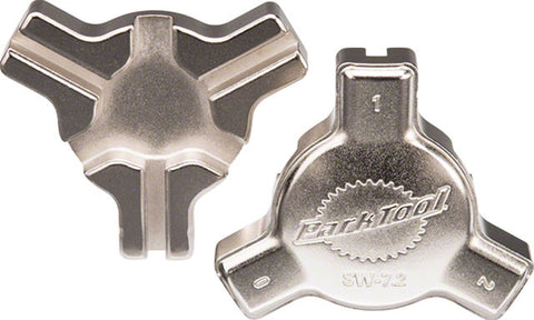 Triple Spoke Wrench