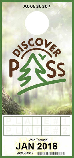 Annual Discover Pass