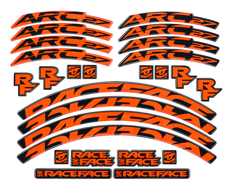 ARC 27 Stock Decal Kit / Gloss Finish