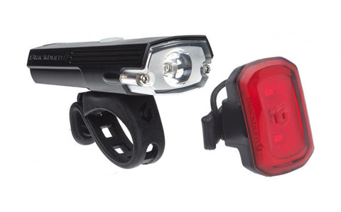 Dayblazer 400 Front and Click USB Rear Light Set