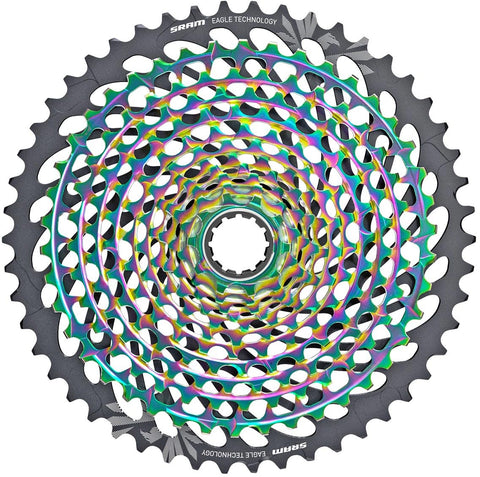 XX1 Eagle XG-1299 12-Speed Rainbow Cassette 10-50T