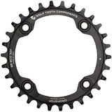 Wolf Tooth Components Drop-Stop Chainring for Shimano Symmetrical 96mm BCD Cranksets
