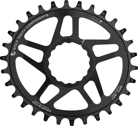 Powertrac Elliptical Cinch Boost Chainring