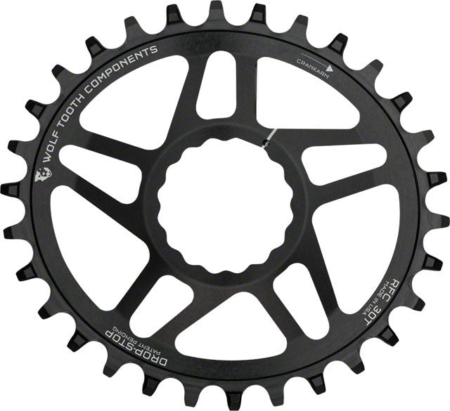 Drop-Stop Oval Cinch Boost Chainring