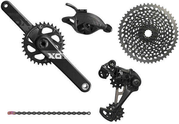 Eagle Groupset Configurator