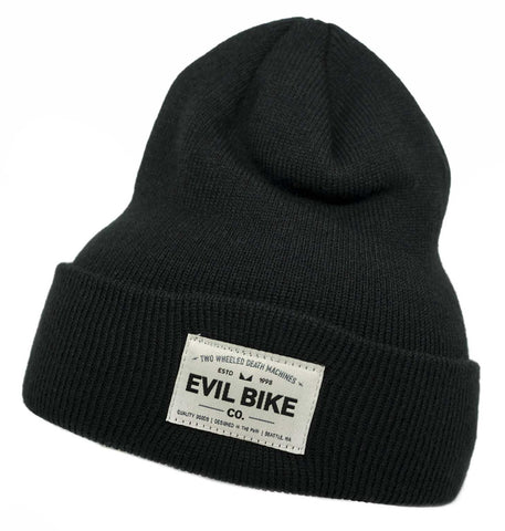 Black Coal Uniform Toque