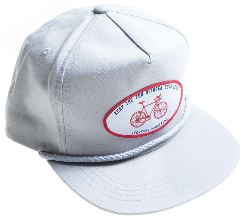 Keep The Fun Between Your Legs Hat