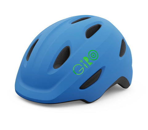 Scamp MIPS Child Helmet XS Blue/Lime