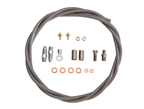 Stainless Steel Brake Hose Kit by Goodridge