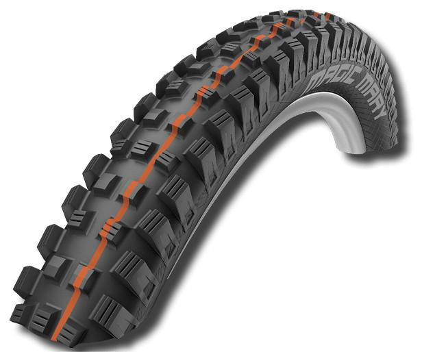 "Magic Mary 27.5""x2.8"" Addix Tire"