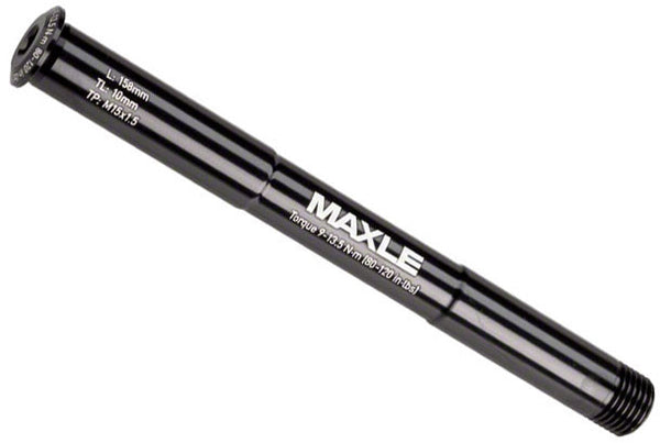 Maxle Stealth Front Axle 15x110mm Boost